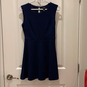 Forever 21 navy size small dress